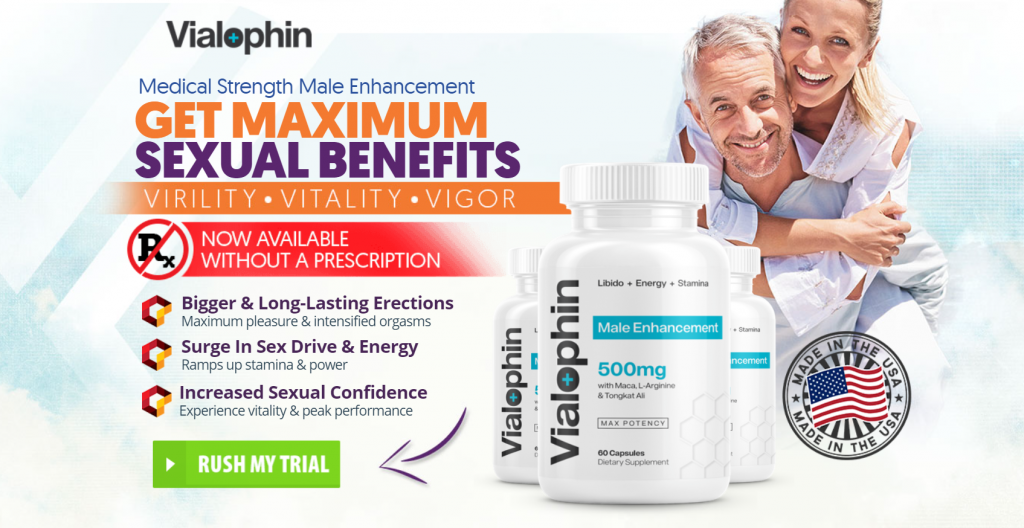 Vialophin Male Enhancement