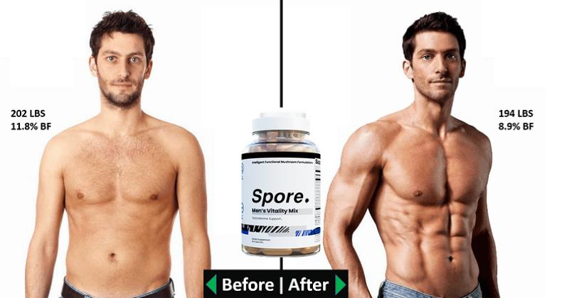Spore Testosterone Support